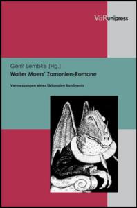 Zamonien: Gerrit Lembke über die Karten in den Romanen von Walter Moers (2011)