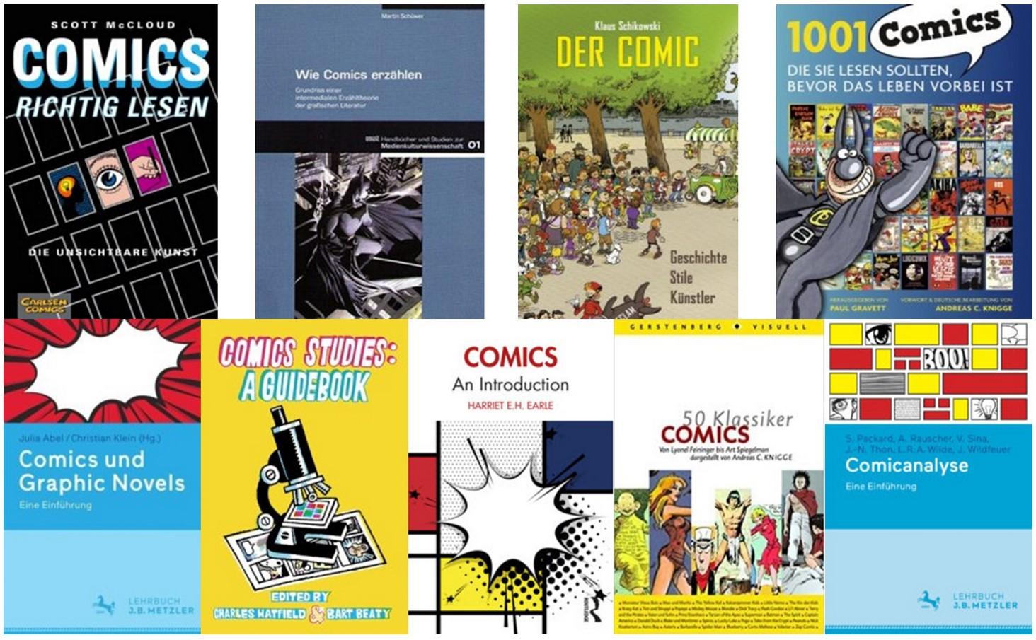 Comic-Einführungen